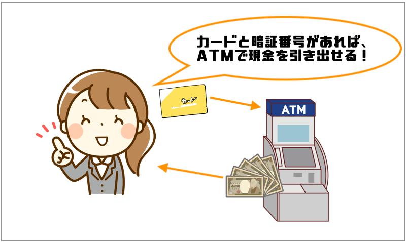 銀行ATMを関数に見立てる